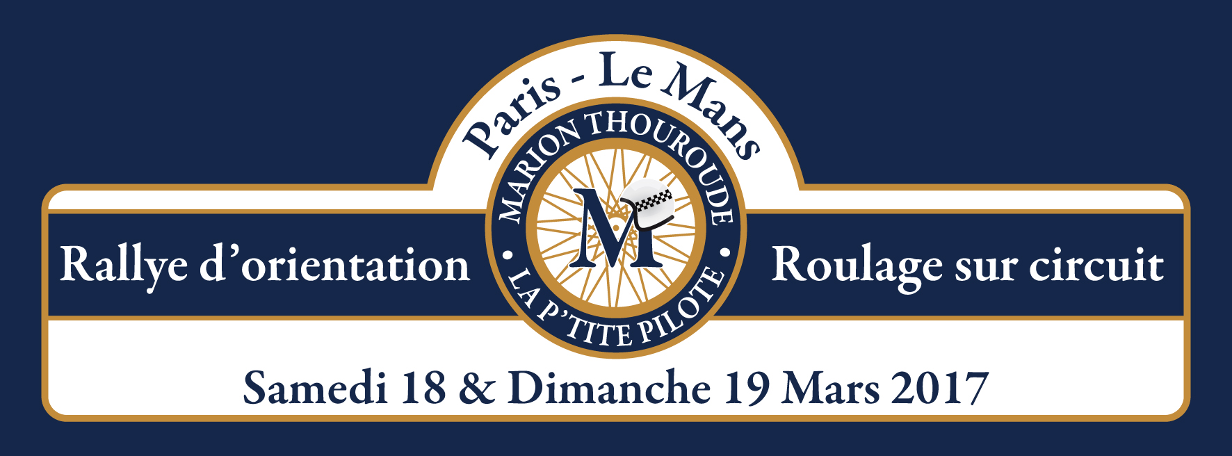 Rallye Paris - Le Mans La P'tite Pilote